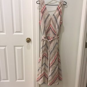 Lands' End Linen Dress